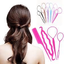 howtododoughnut plait in hair c 1 05 set cheap hair prom buy quality hair accessories pearl