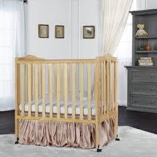 Folding Mini Crib Portable Mini Cribs You Ll Wayfair