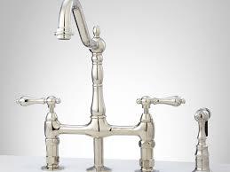 kitchen bridge faucet kitchen bridge faucets for kitchen and 17 furniture bridge style