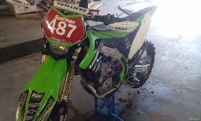 kawasaki kx 450 f 450f enduro 450 cm 2015 jämsä motorcycle
