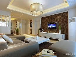 modern minimalist style living room tv background wall decoration 3d