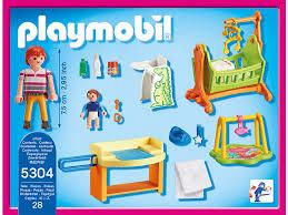 playmobil chambre bébé playmobil chambre de bébé