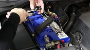 how to replace the battery 2013 range rover sport youtube