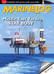 april 2016 marine log by marine log issuu