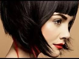 blunt fringe hairstyles blunt fringe hairstyles