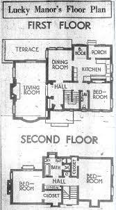 Practical Magic House Floor Plan 1935 U0027s House Of Hope Sacramento Built U0027lucky Manor U0027 To Save The