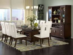 10 Chair Dining Table Set Dining Room Table Modern Round Dining Table For 8 Decor Ideas