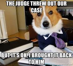 Benson Dog Meme - i did not have sexual relations with mollie benson dog lawyer