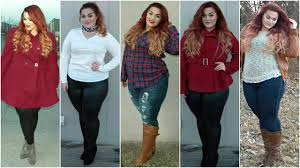 Junior Plus Size Clothing Websites The Curvy Diaries Winter Fashion Lookbook Plus Size Youtube