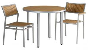 Armchair Side Table Malibu T Side Chair