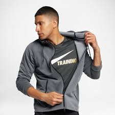 nike dry training men u0027s full zip hoodie nike com