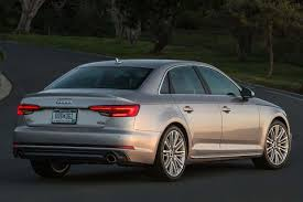bmw 3 vs audi a4 2017 audi a4 vs 2016 bmw 3 series which is better autotrader