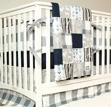 Nursery Bed Set Woodland Nursery Bedding Set Deer Crib Bedding Giggle Six Baby
