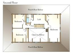 cabin floor plan 4 bedroom cabin floor plans rotunda info
