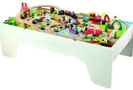 carousel train table set wooden train table layouts sport portal 2015 info