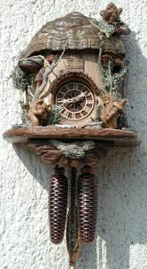 Antique Cuckoo Clock 111 Best Cuckoo And Grandfather Clocks Images On Pinterest