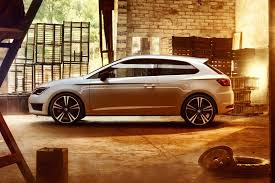 seat leon cupra muscles up with new 290 model by car magazine