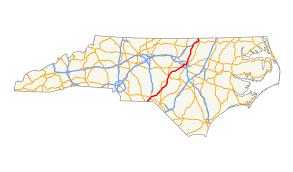 Interstate 55 Wikipedia U S Route 1 In North Carolina Wikipedia