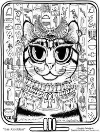 21 egyptian images coloring books coloring