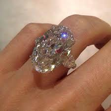 large diamond rings if i m gonna it s gotta be beautiful jewelry