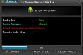 tool windows monkey virus removal tool android development and - Free Android Virus Cleaner