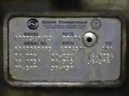 allison transmission lct 1000 teardown inspecton youtube