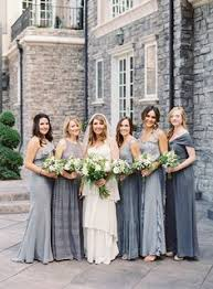 mix match bridesmaid dresses the prettiest mix match bridesmaids dresses by pps couture
