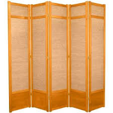 6 ft natural 4 panel cork board room divider ss cork 4 panel
