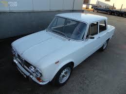 alfa romeo classic blue classic 1973 alfa romeo giulia super sedan saloon for sale 1073
