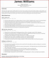 resume accountants resume sle corol lyfeline co for accountant