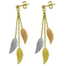 14kt gold earrings best 14kt gold dangle earrings photos 2017 blue maize