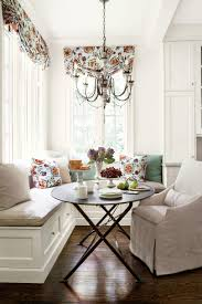Kitchens With Banquette Seating Eat In Kitchen Design Ideas Southern Living