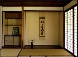 Traditional Japanese Bedroom Furniture - rooms possessions and appliances in japan facts and details