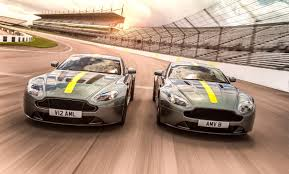 aston martin racing green vantage amr the first of a fierce new breed