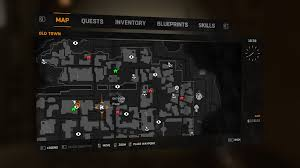 Map Quests Dying Light Map Old Town Image Gallery Hcpr