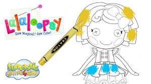 lalaloopsy como colorear a dot starlight videojuego lalaloopsy