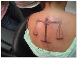 62 stylish zodiac libra tattoos on back