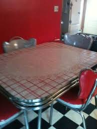 Retro Red Kitchen Chairs - 63 best vintage retro table and chairs images on pinterest retro
