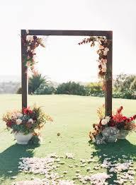 wedding arch no flowers best 25 wedding arbor decorations ideas on rustic