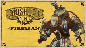 fireman bioshock infinite wallpaper thevideogamegallery com