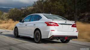 white nissan 2017 2017 nissan sentra nismo white rear three quarter hd wallpaper 15