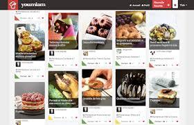reseau social cuisine exclusif youmiam le réseau social de partage de recettes lève