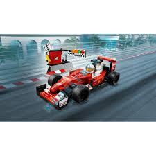 ferrari lego speed champions scuderia ferrari sf16 h 75879