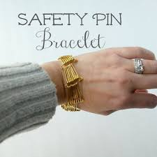 25 unique safety pin crafts ideas on safety pin