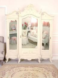 wardrobes belgravia shabby chic white single wardrobe shabby