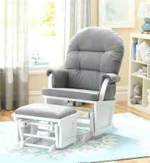 Nursery Rocking Chairs With Ottoman Fantastic Nursery Chair And Ottoman Nursery Rocker And Gliders