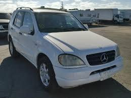 2000 mercedes ml430 auto auction ended on vin 4jgab72e0ya172725 2000 mercedes