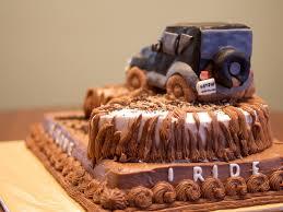 happy birthday jeep cake jeep wrangler