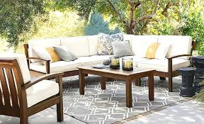 outdoor living room furniture for your patio or 7 different