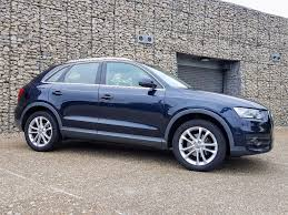 audi wagon sport used audi q3 suv 2 0 tdi se station wagon 5dr in waltham abbey